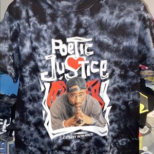 Poetic justice Tupac